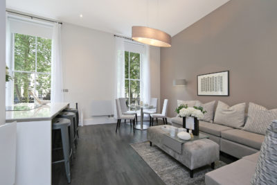 Case study: Rental investment flat - One Bedroom - London Central Portfolio Limited