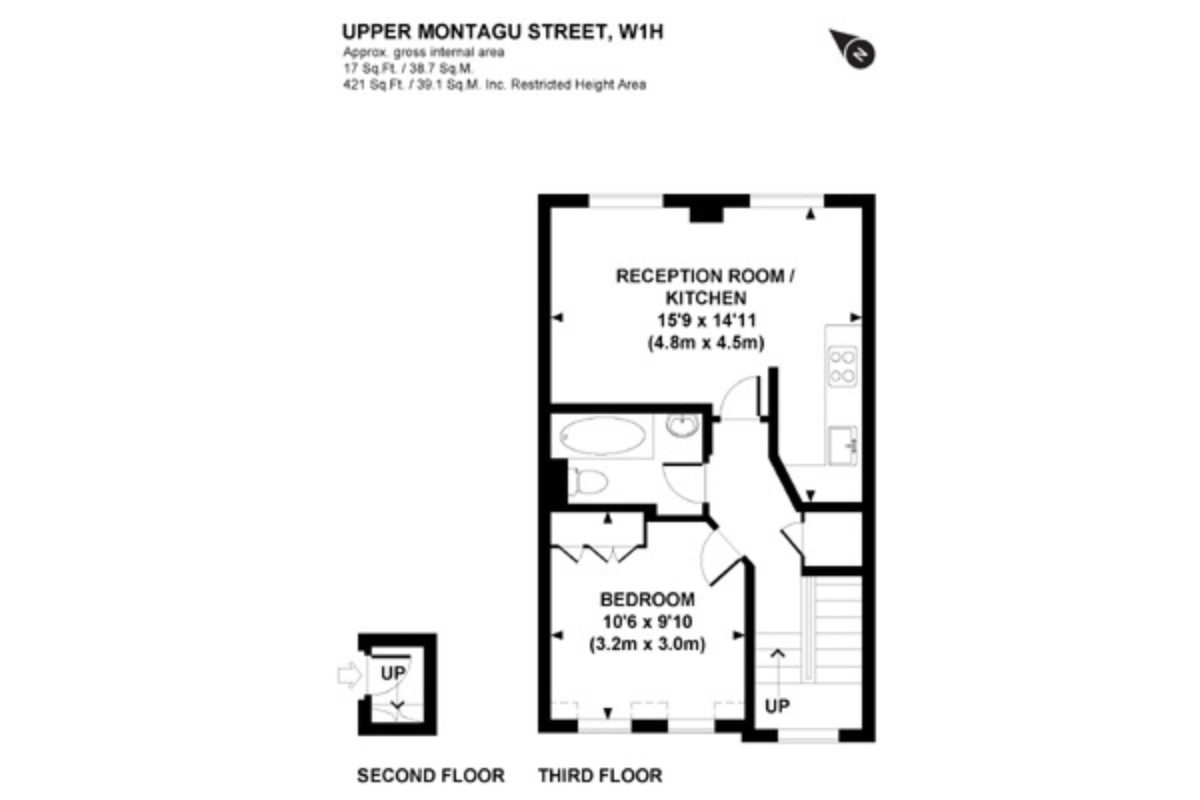 Investment Refurbishment (floor plan) - London Central Portfolio Limited