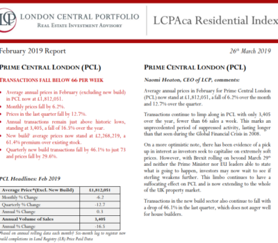Freehold Block Investment - London Central Portfolio Limited