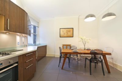 1 bed flat to let, Ilchester Mansions, Abingdon Road - London Central Portfolio Limited