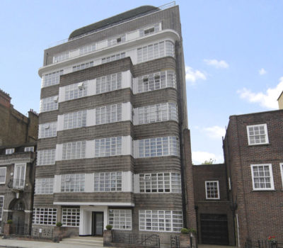 1 bed flat to let, Cheyne Place - London Central Portfolio Limited