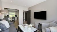 1 bed flat to let, Clarion House, Moreton Place - London Central Portfolio Limited