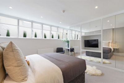 1 bed flat to let, Cleveland Square - London Central Portfolio Limited
