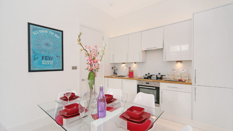 2 bed flat to buy, Courtfield Gardens - London Central Portfolio Limited