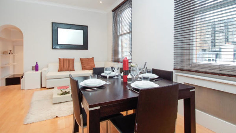 1 bed flat to let, Courtfield Road - London Central Portfolio Limited
