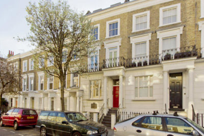 1 bed flat to let, Courtnell Street - London Central Portfolio Limited