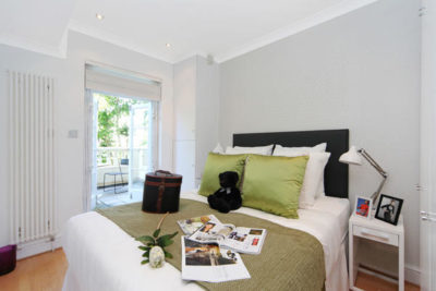 1 bed flat to let, Craven Hill Gardens - London Central Portfolio Limited