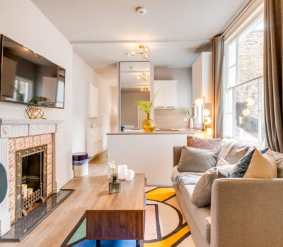 1 bed flat to let, Devonshire Terrace - London Central Portfolio Limited