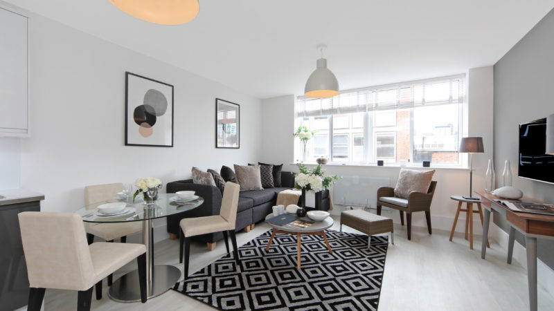 1 bed flat to buy, Elisa Court - London Central Portfolio Limited