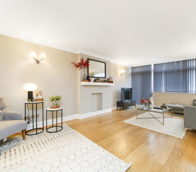 2 bed flat to let, Ranelagh House, Elystan Place - London Central Portfolio Limited