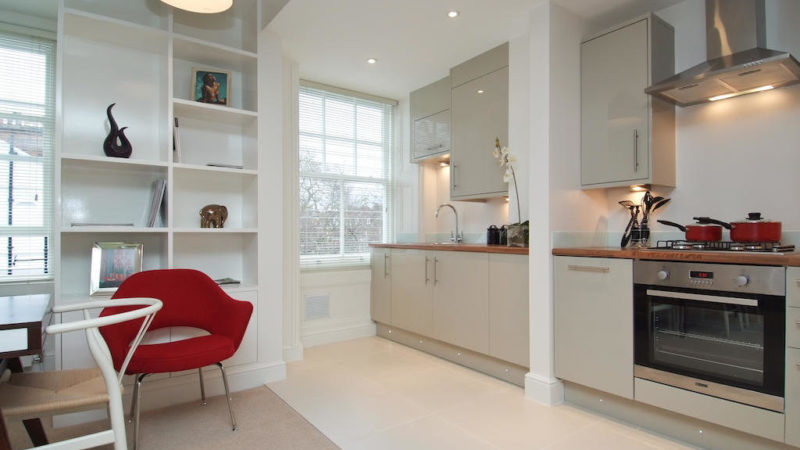 2 bed flat to let, Evelyn Gardens - London Central Portfolio Limited