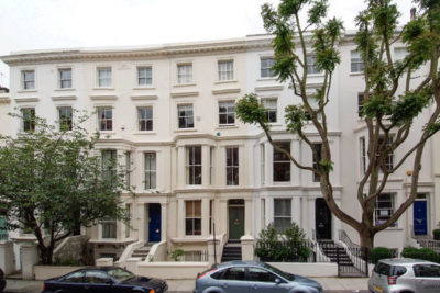1 bed flat to let, Gloucester Walk - London Central Portfolio Limited