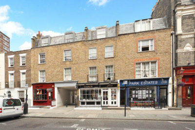 1 bed flat to let, Tressard Court, Harrowby Street - London Central Portfolio Limited