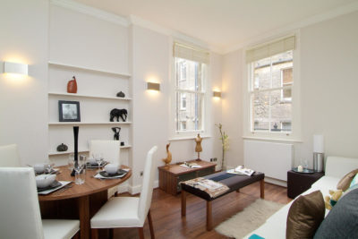1 bed flat to let, Hornton Street - London Central Portfolio Limited