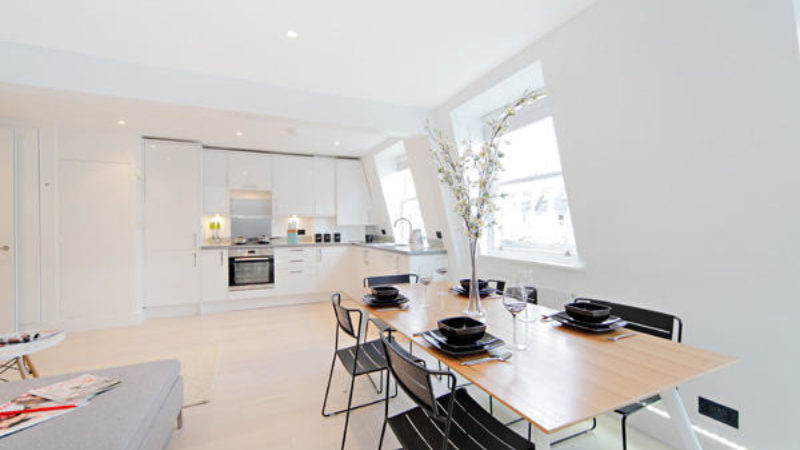 2 bed flat to let, Manson Place - London Central Portfolio Limited