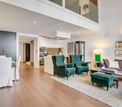 3 bed flat to let, Marconi House - London Central Portfolio Limited