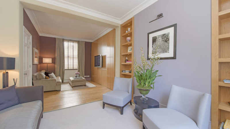 3 bed house to let, Margaretta Terrace - London Central Portfolio Limited