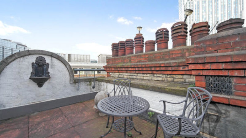 2 bed flat to let, Middlesex Street - London Central Portfolio Limited