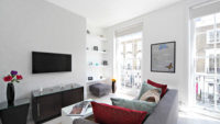 1 bed flat to let, Moreton Terrace - London Central Portfolio Limited