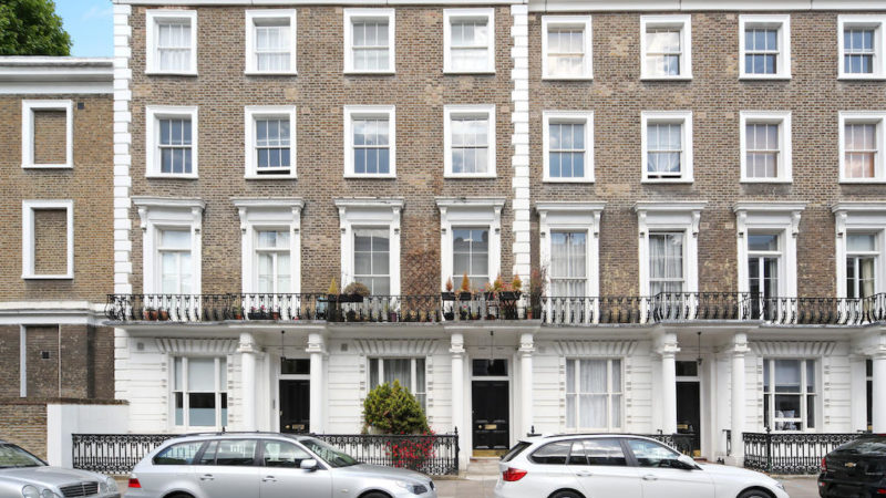 1 bed flat to let, Orsett Terrace - London Central Portfolio Limited