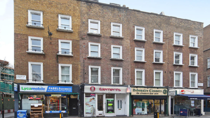 1 bed flat to let, Paddington Street - London Central Portfolio Limited