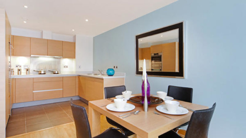 2 bed flat to let, Neville House, Page Street - London Central Portfolio Limited