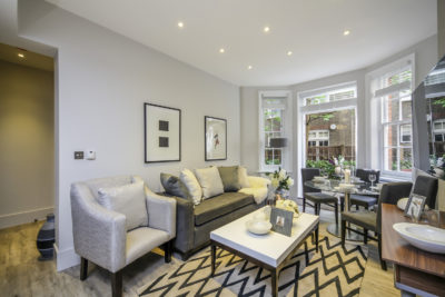 2 bed flat to let, Abingdon Mansions, Pater Street - London Central Portfolio Limited
