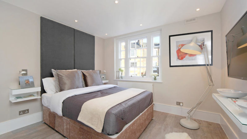 1 bed flat to let, Carey Mansions, Rutherford Street - London Central Portfolio Limited