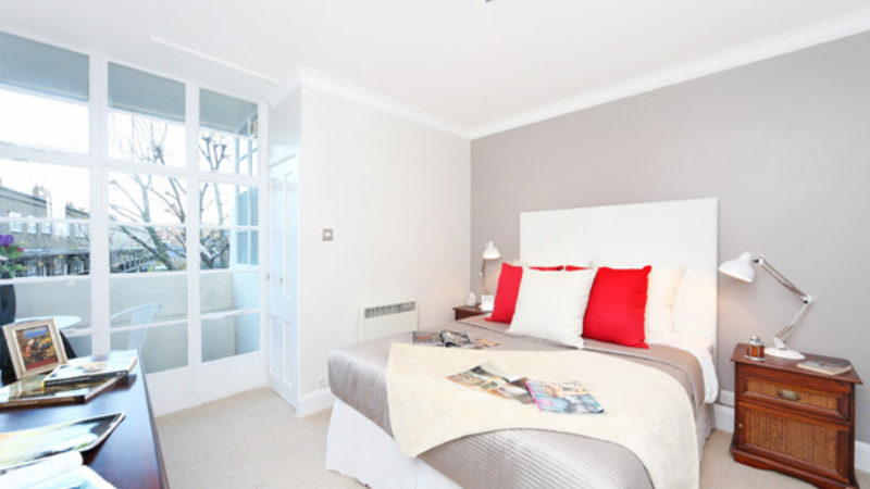 1 bed flat to let, Sloane Avenue Mansions, Sloane Avenue - London Central Portfolio Limited