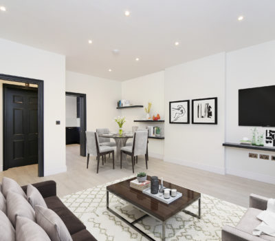 2 bed flat to let, Spring Street - London Central Portfolio Limited