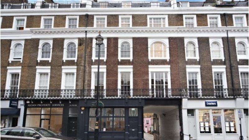 Freehold Mixed Use Investment, Spring Street - London Central Portfolio Limited