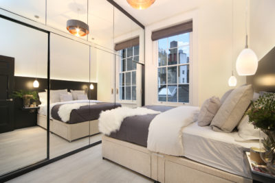 1 bed flat to let, Spring Street - London Central Portfolio Limited