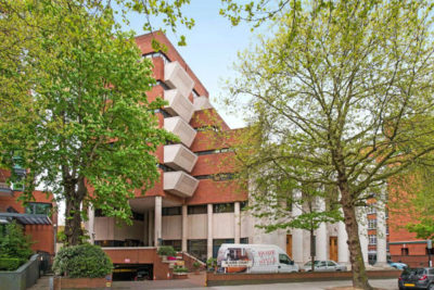 2 bed flat to let, Blazer Court, St John's Wood Road - London Central Portfolio Limited
