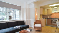 1 bed flat to let, Winchester Court, Vicarage Gate - London Central Portfolio Limited