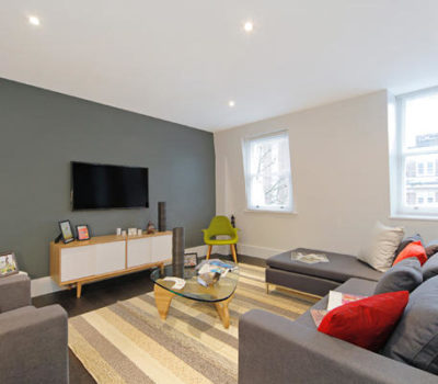 2 bed flat to let, Vicarage Gate - London Central Portfolio Limited