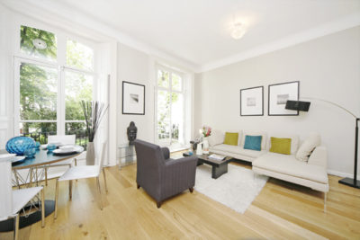 1 bed flat to let, Westbourne Gardens - London Central Portfolio Limited