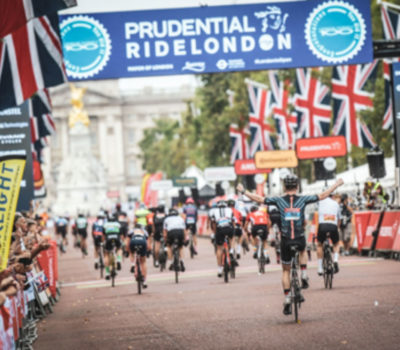 100 Mile London to Surrey Cycle Ride - London Central Portfolio Limited